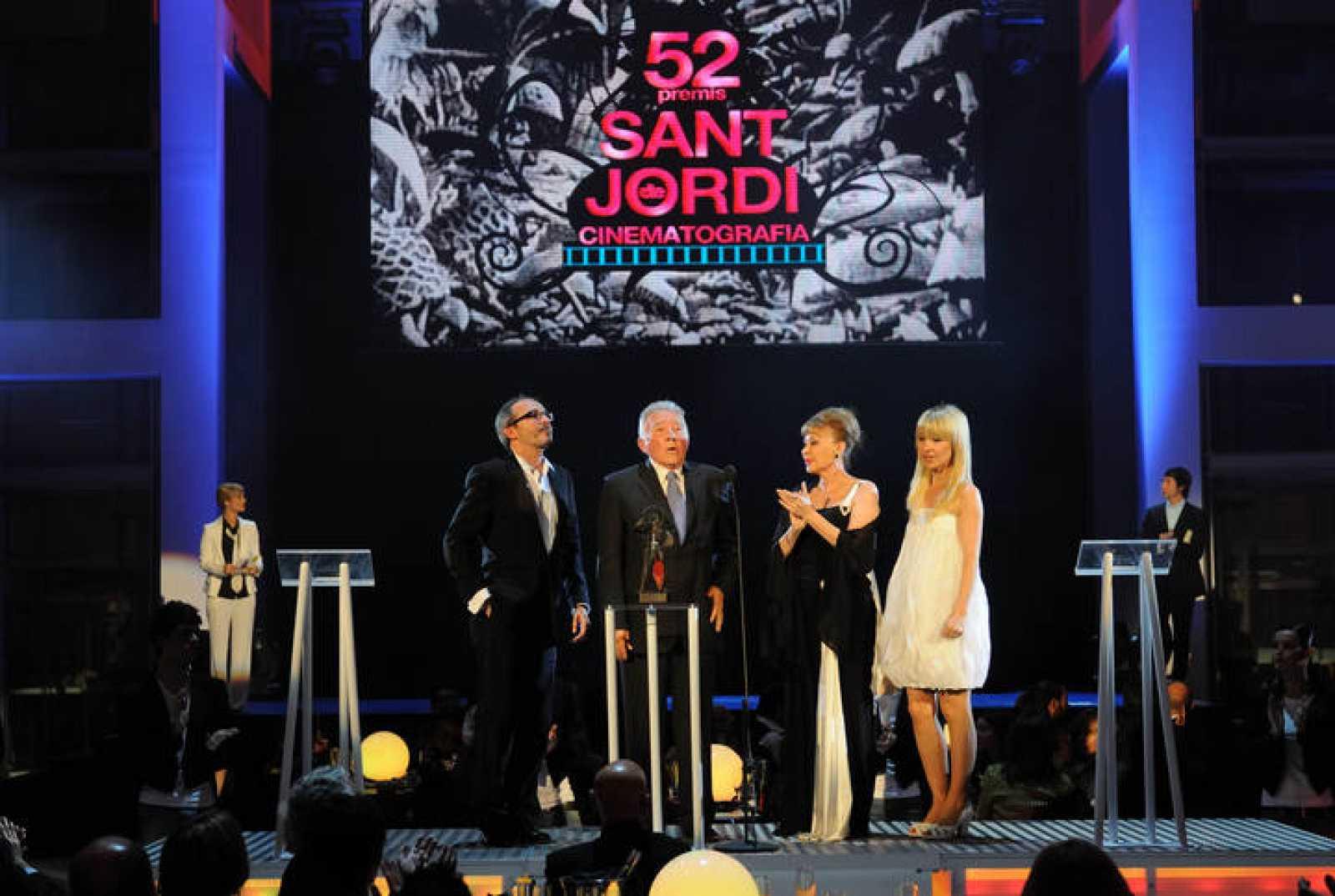 52ª edición de los Premios Sant Jordi