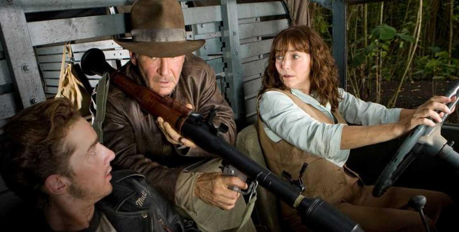Indiana Jones ataca de nuevo