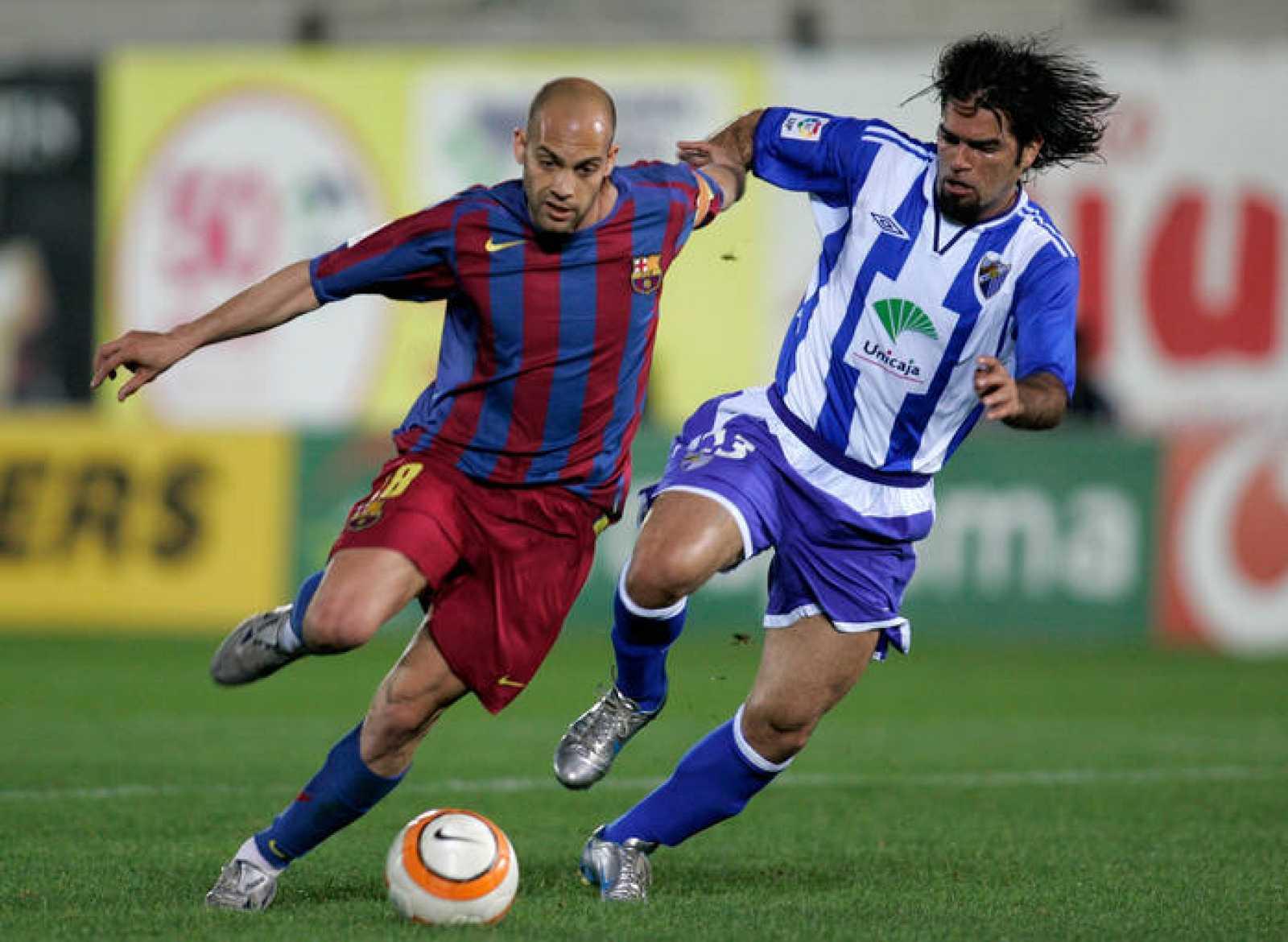 El Málaga volverá a enfrentarse en Liga contra los grandes del fútbol español.