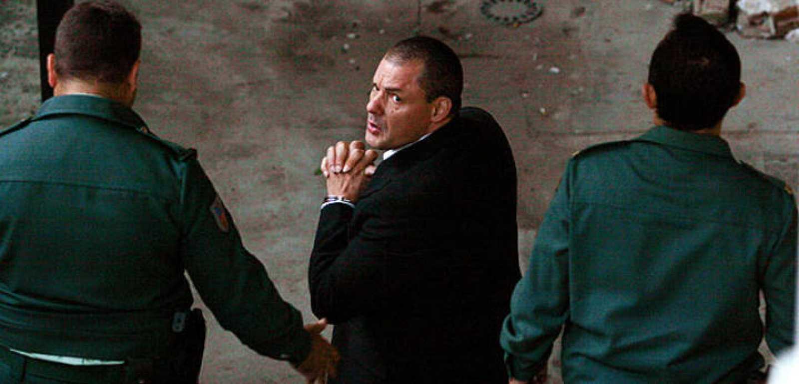 Tony King llevado a juicio