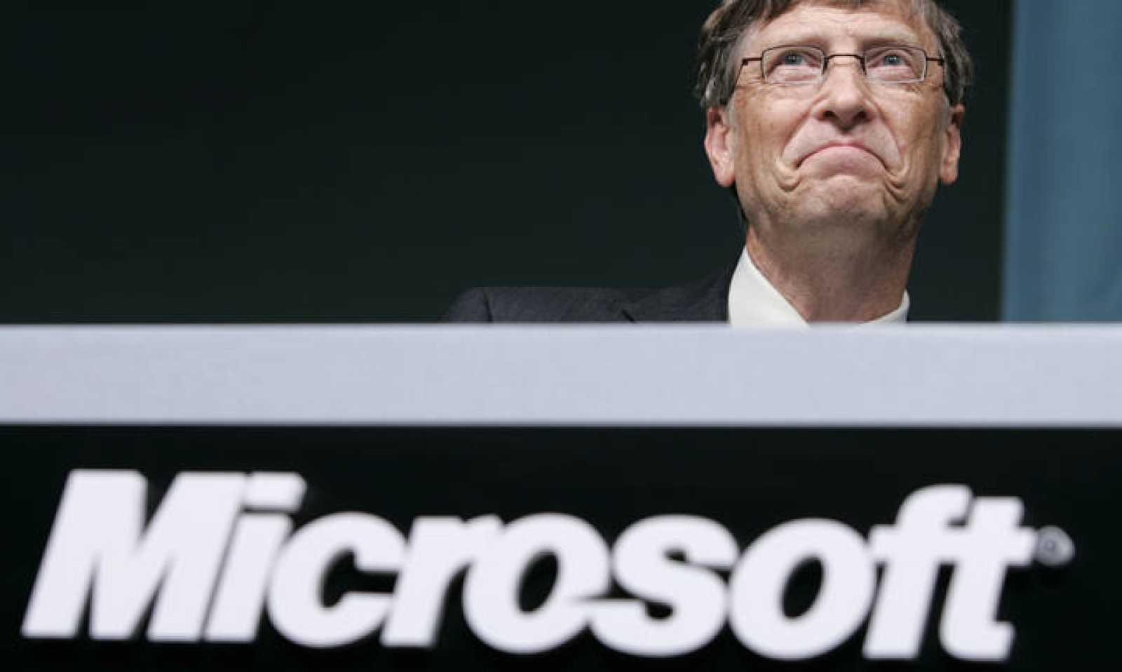Gates, durante uno de sus últimos actos al frente de Microsoft, en Tokio el pasado mayo.