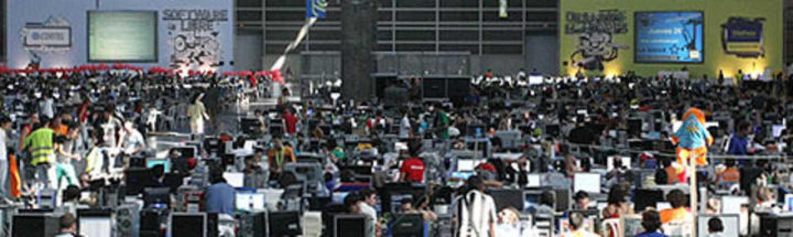 Campus Party de Valencia