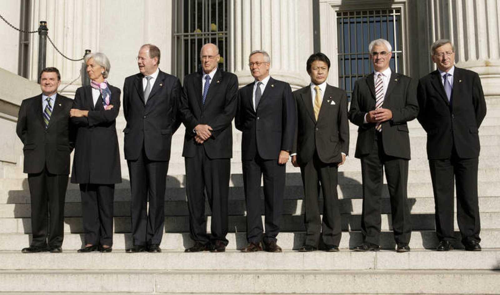 El 11 de Octubre se celebra la cumbre del G-7 en Washington