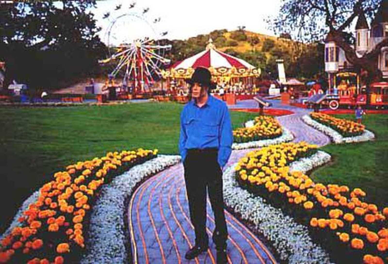 """Neverland"""", el sueño de Michael Jackson, sale a subasta - RTVE.es"""
