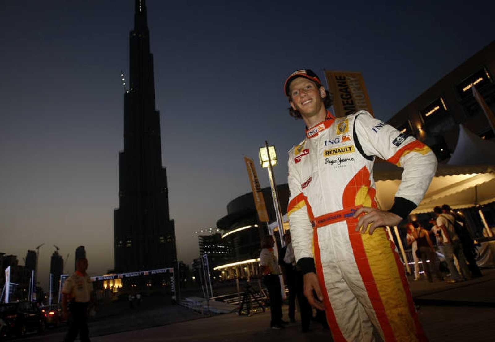 Romain Grosjean, nuevo piloto oficial de Renault