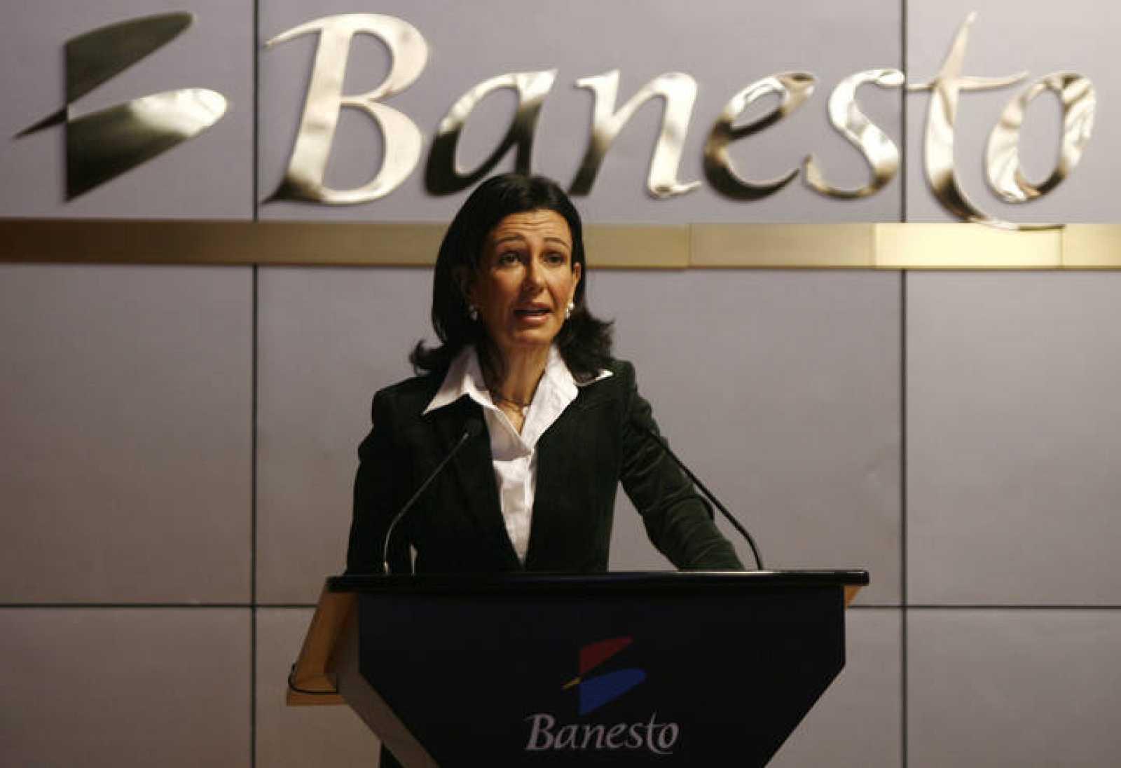 Ana Botín, única española en la lista de Forbes