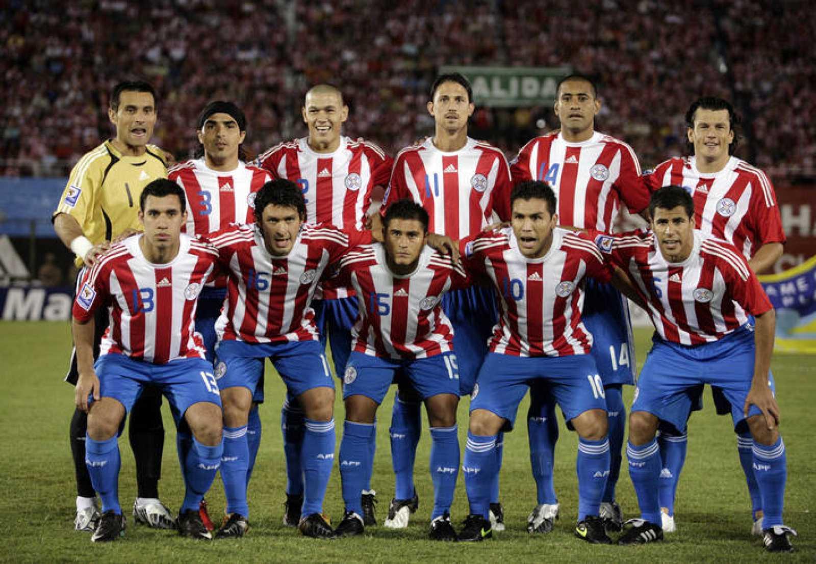 Selección de fútbol de Paraguay