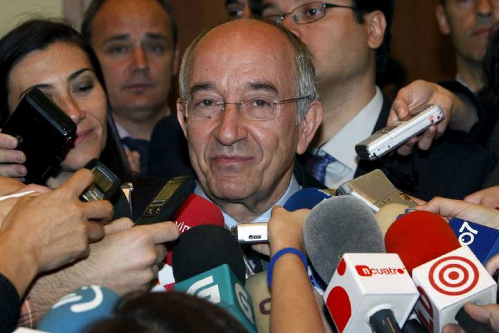 Declaraciones del gobernador del Banco de España