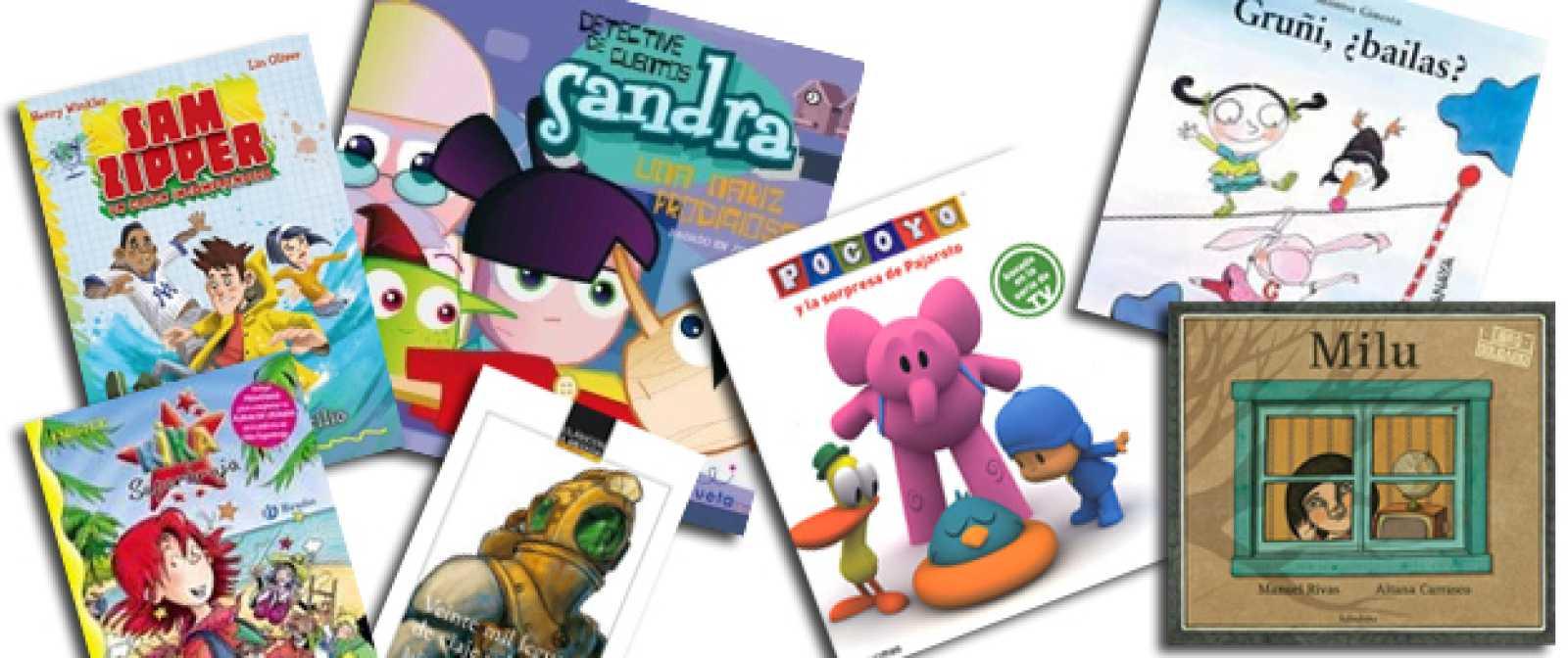 Recomendaciones infantiles para la Feria del Libro de Madrid