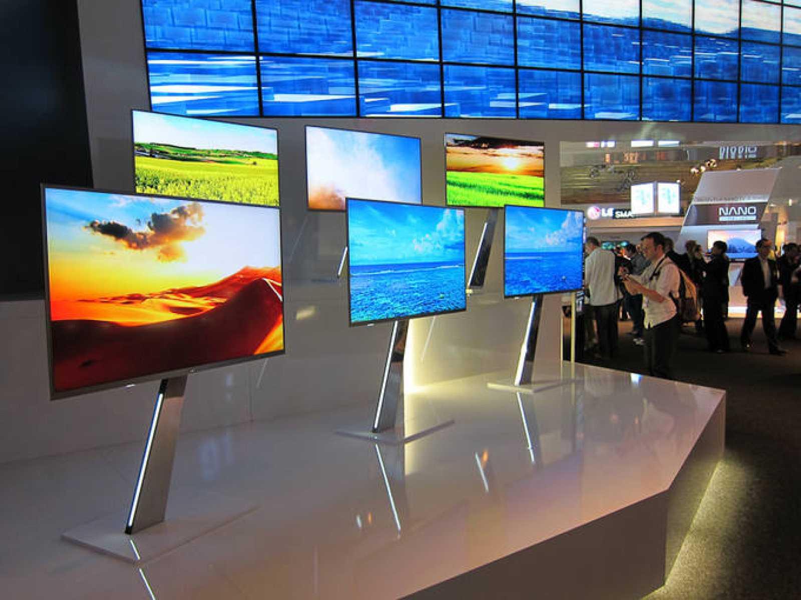 Los televisores ultrafinos, de grandes dimensiones, sobresaliente calidad de imagen y sobre todo los provistos de tecnología 3D fueron los principales protagonistas en la última edición IFA 2010