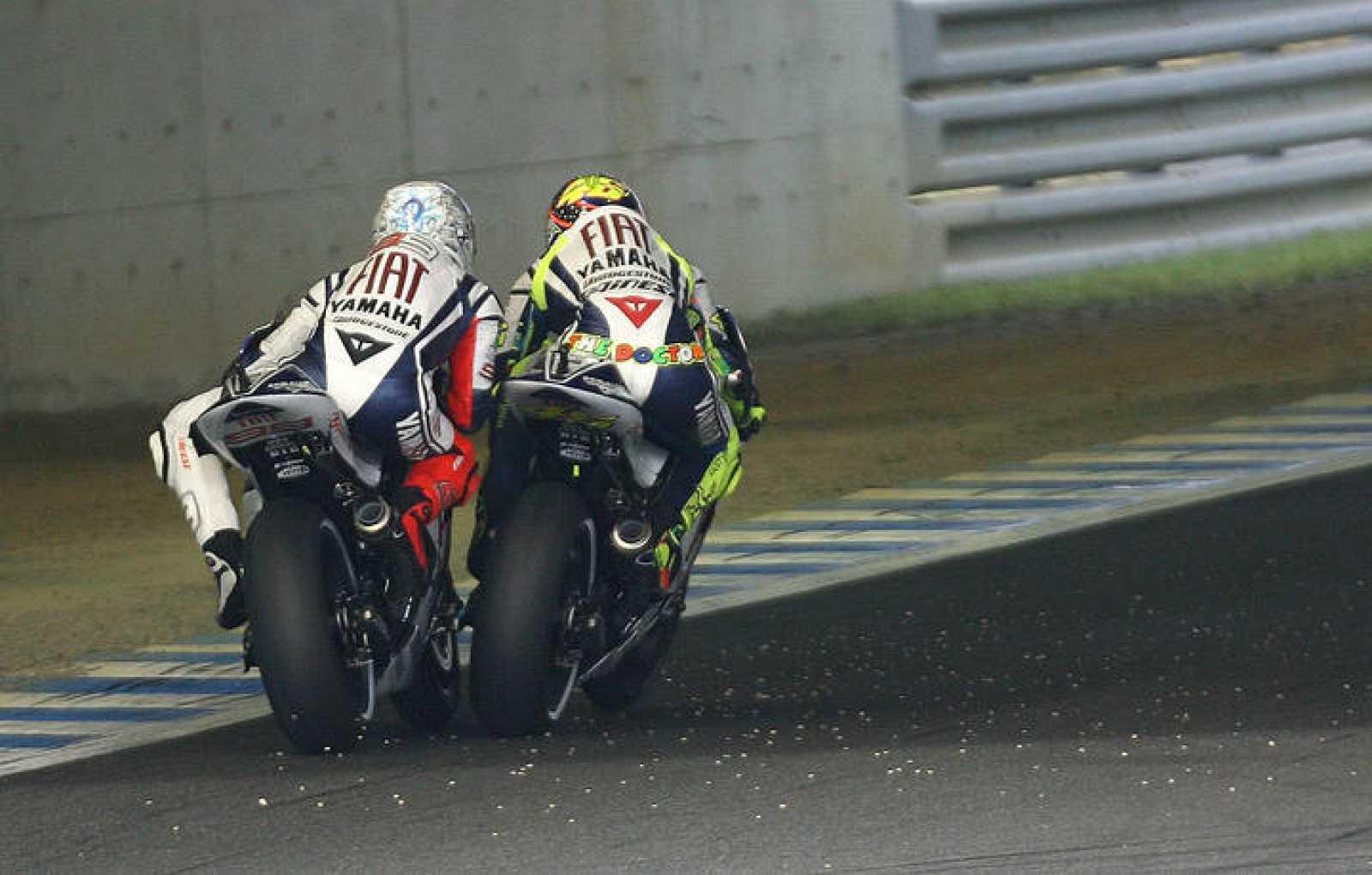 El duelo Lorenzo-Rossi cobrará protagonismo en 'Paddock GP'.
