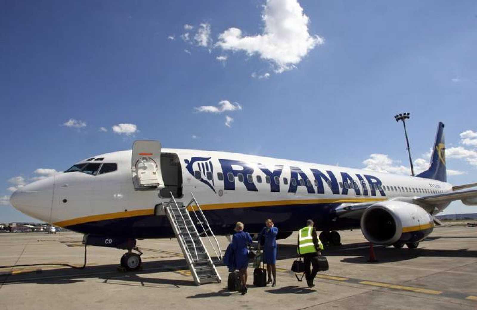 Ryanair ha sido multada con 31.500 euros