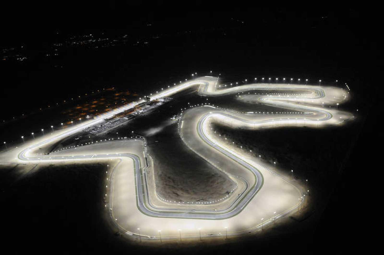 El circuito qatarí de Losail volverá a ser el punto de partida del Mundial de MotoGP.