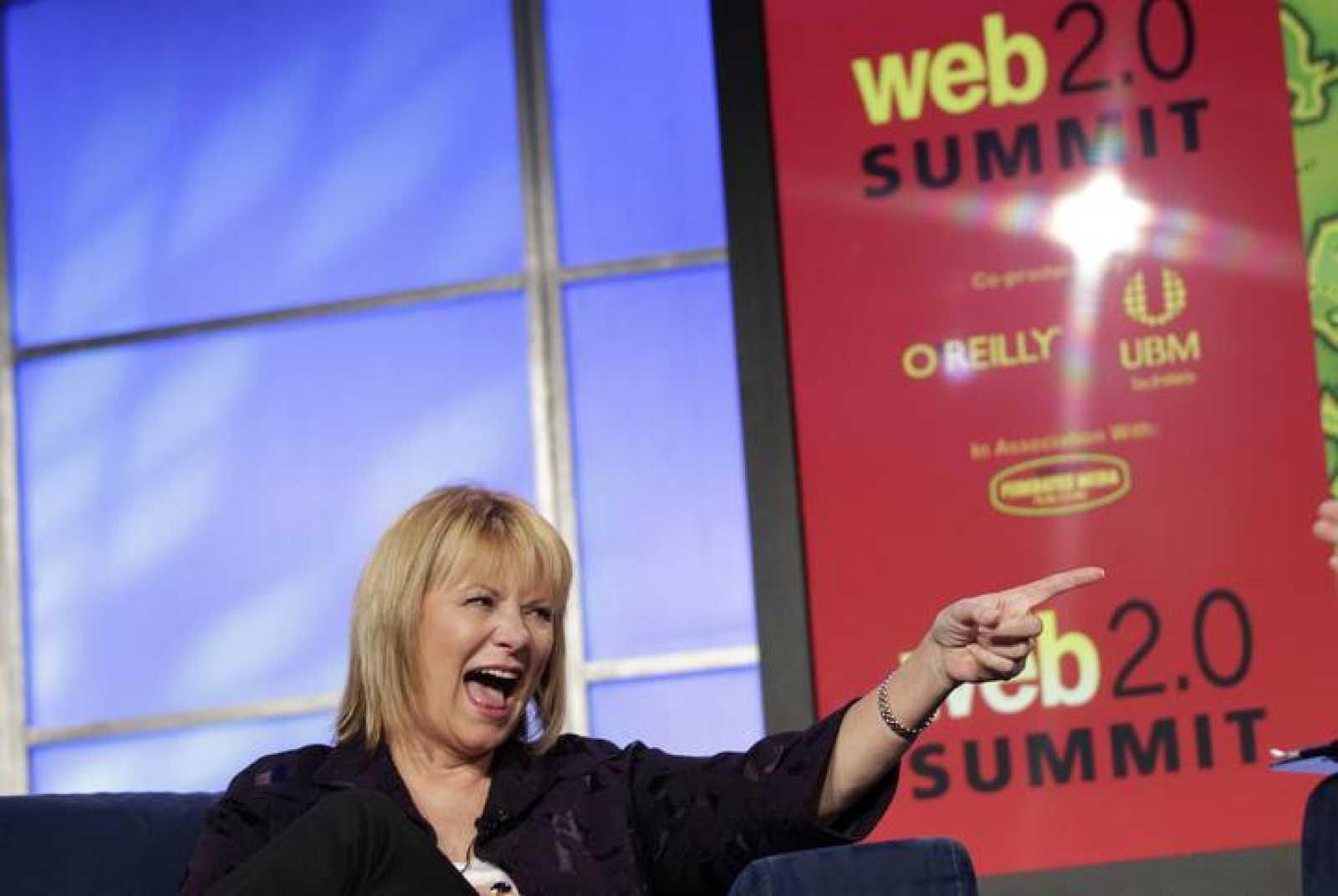 Carol Bartz, consejera delegada de Yahoo!