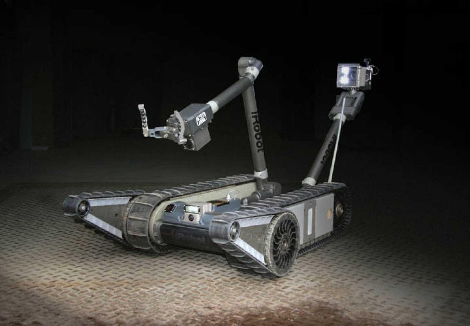 El uso de robots es bastante común en la industria nuclear, pero no pueden ayudar sino están creados para una central determinada