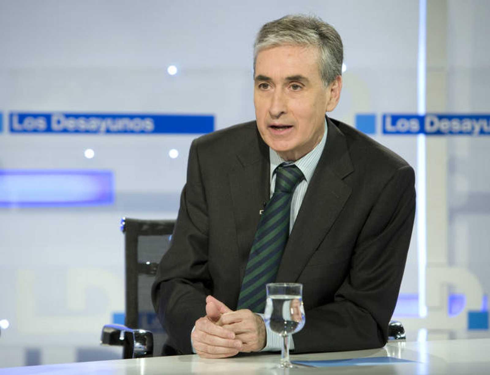 Los desayunos de TVE- Ramón Jáuregui