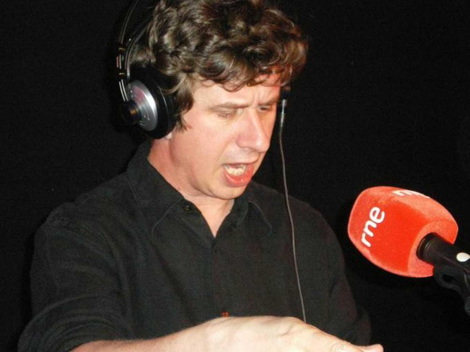 Gabino Diego da voz al personaje de Robert Patton en 'Cuento de fantasmas'.