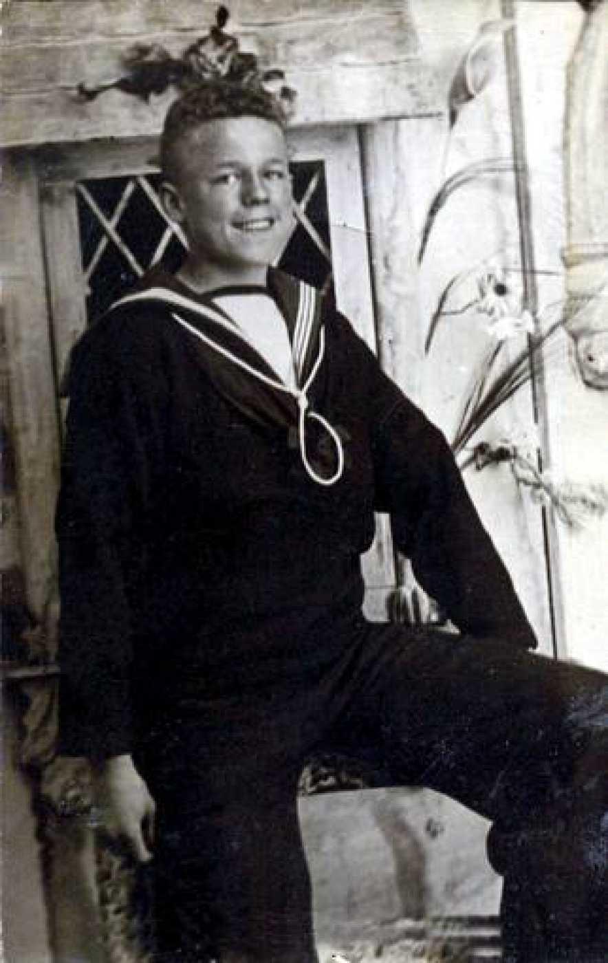 Imagen de Claude Stanley Choules, el último combatiente que quedaba vivo de la Primera Guerra Mundia