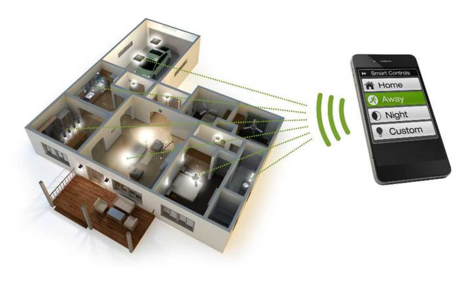 El sistema consiste en unos pequeños chips que se comportan como ordenadores simplificados en miniatura y que los fabricantes de bombillas pueden incorporar en sus modelos LED o fluorescentes de bajo consumo.