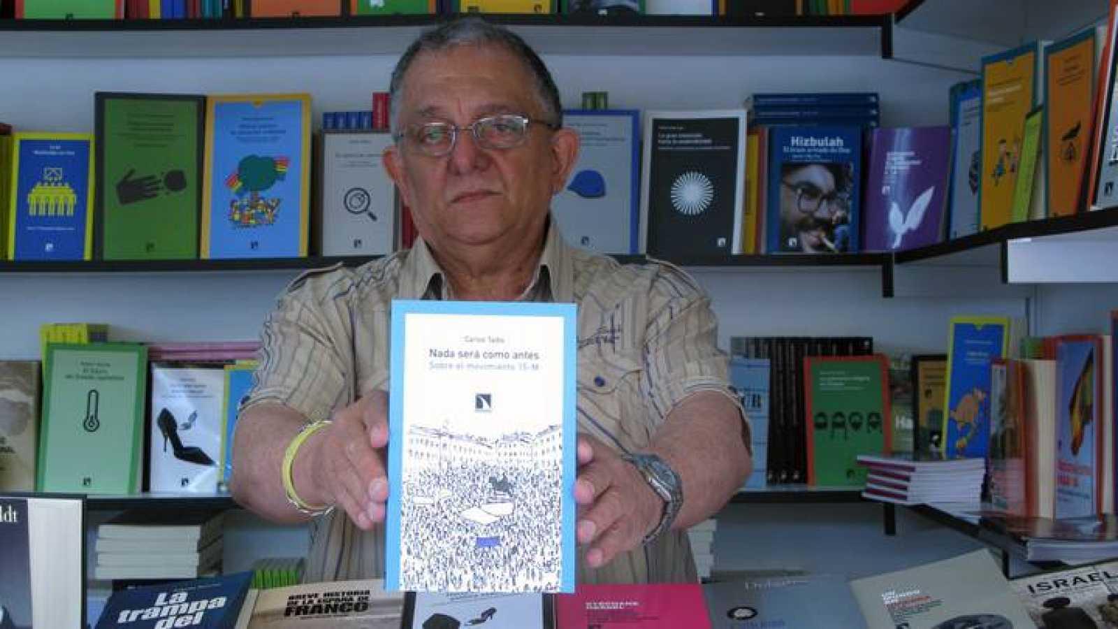 'Nada será como antes' el primer libro sobre el Movimiento 15-M