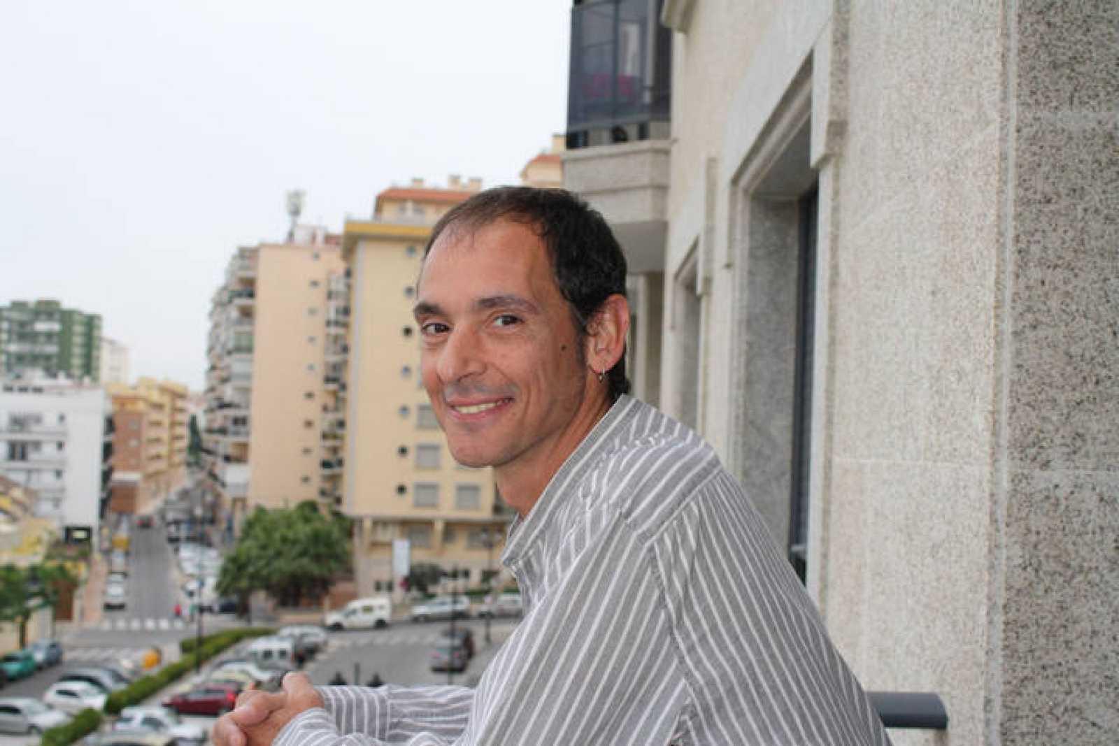 Juan Ramón, Jancho, es el presidente de Omsida Aragón