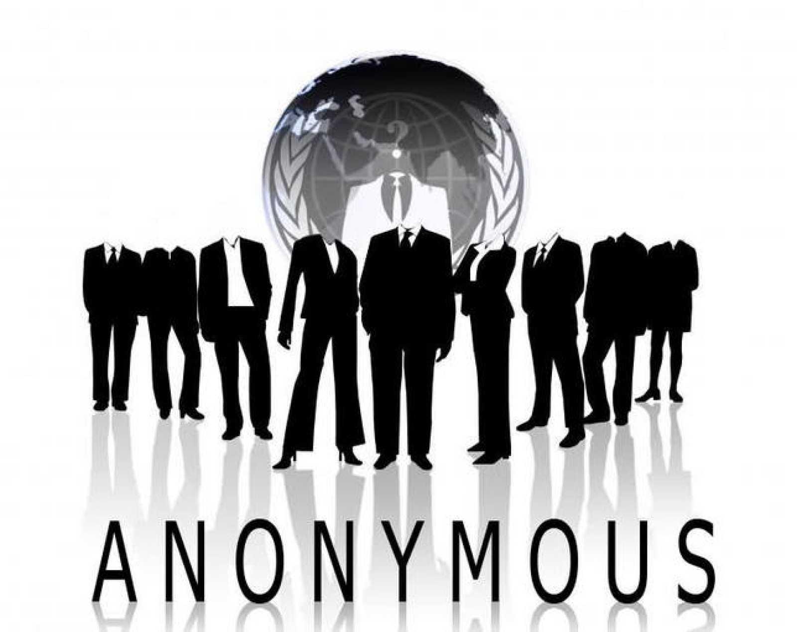 """""""Somos Anonymous. Somos Legión. No perdonamos. No olvidamos"""""""