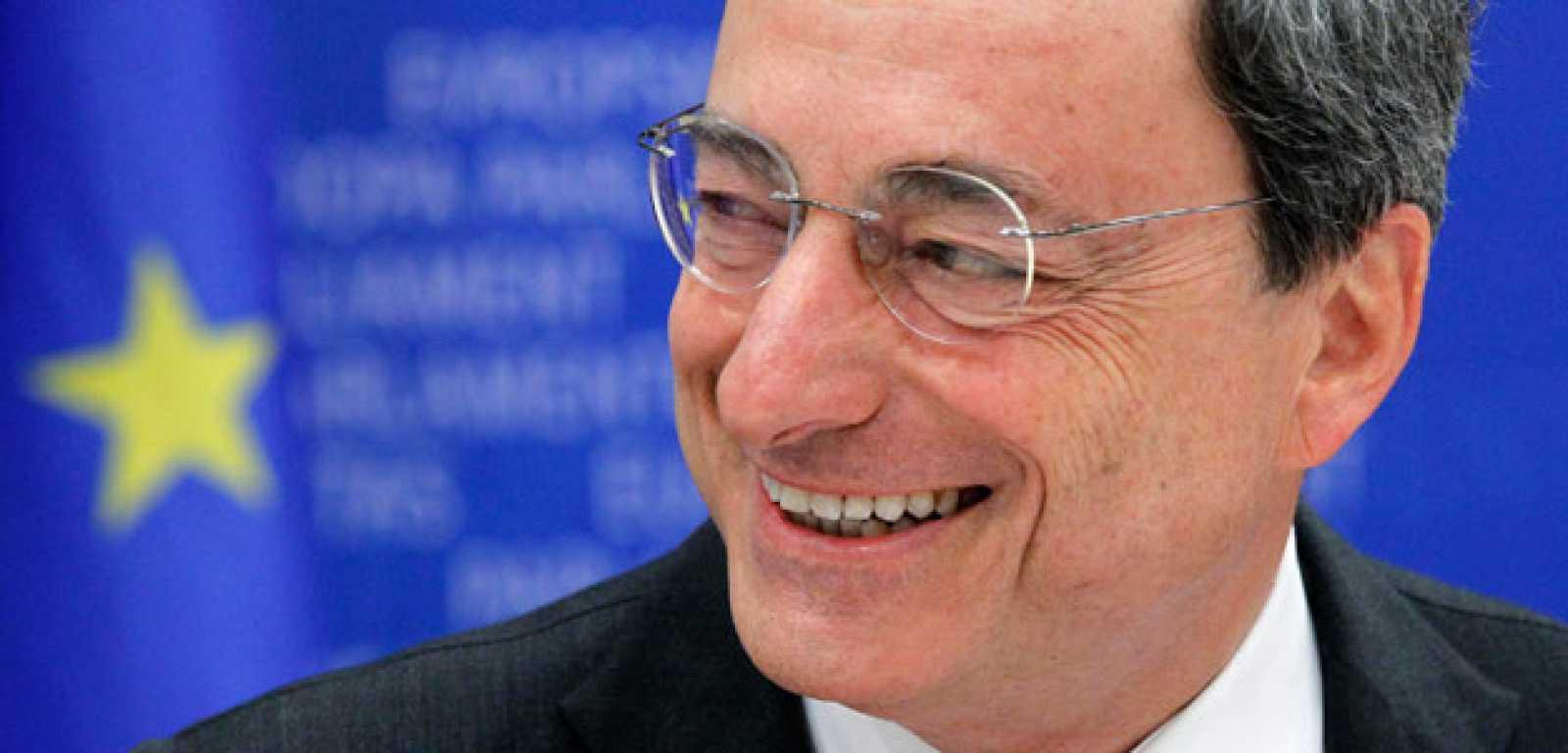 Imagen de archivo de Mario Draghi
