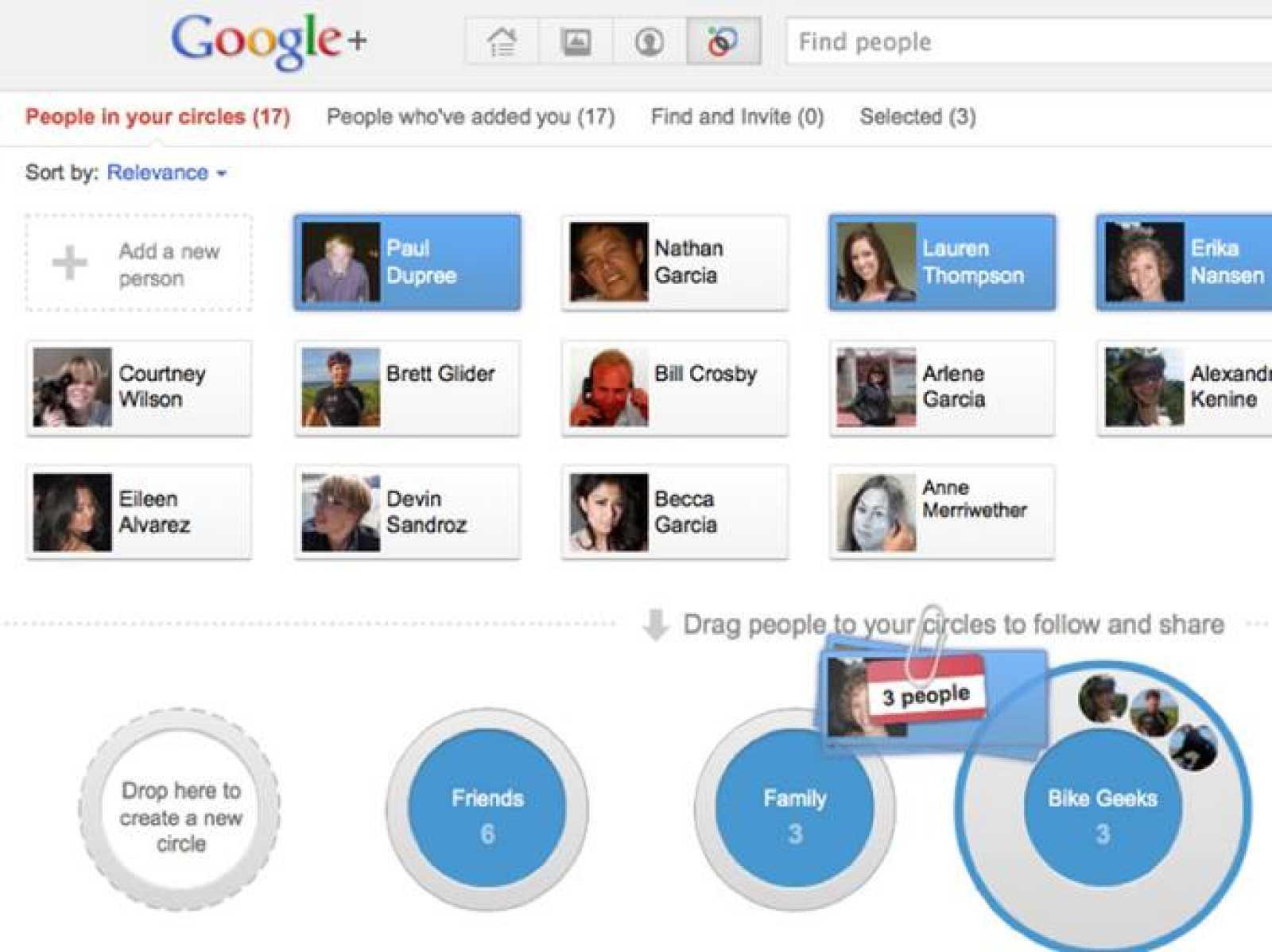 'Google+', la nueva apuesta del buscador por conseguir un hueco en las redes sociales