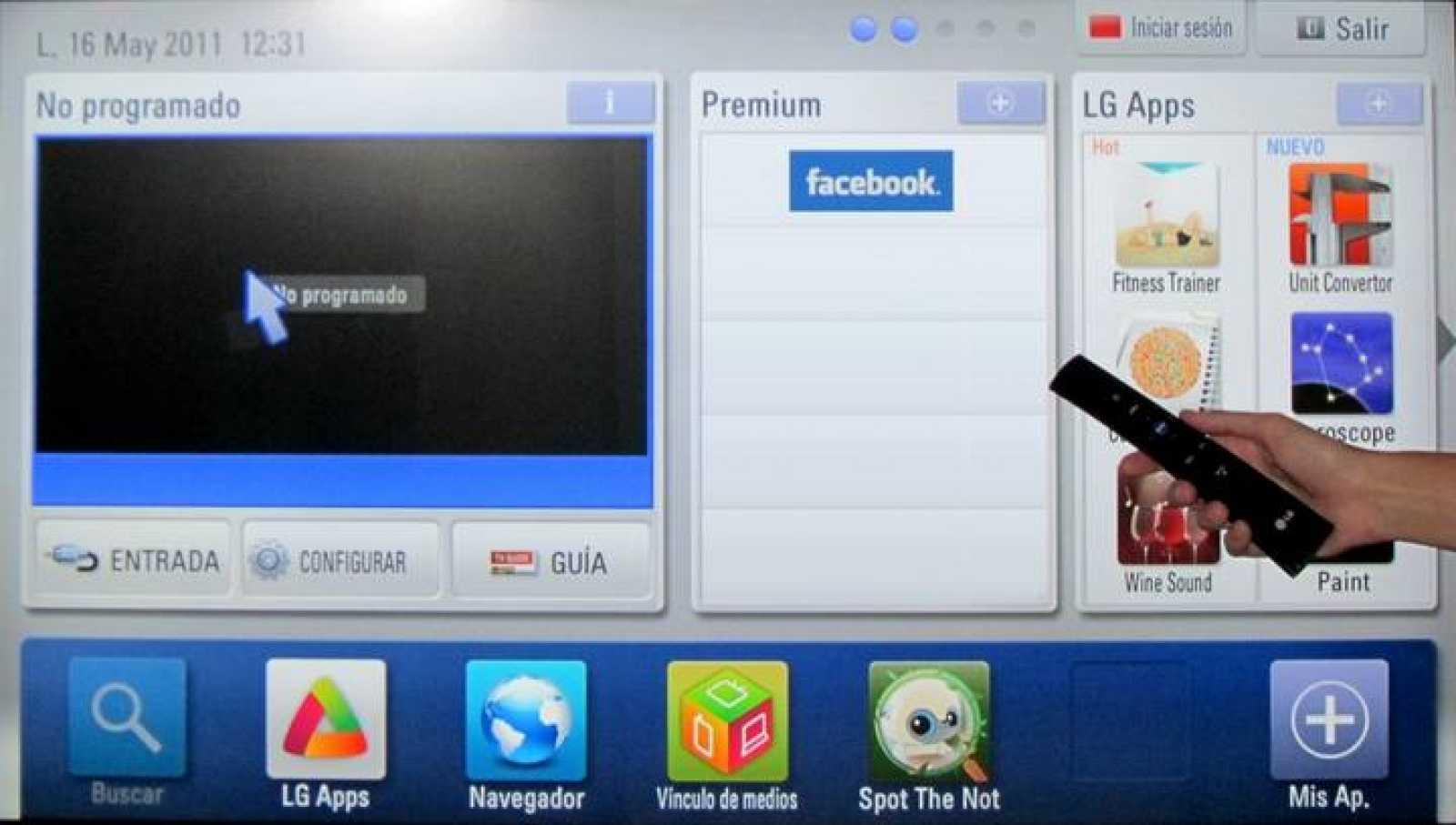 Además de juegos y utilidades, las aplicaciones sirven para acceder a contenidos y servicios de Internet