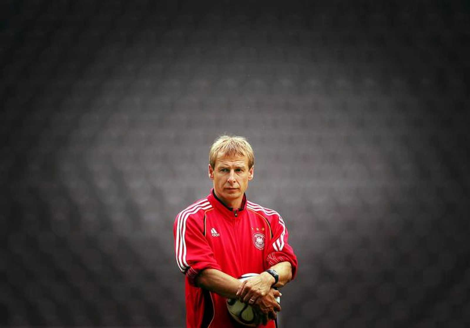 Klinsmann, en su etapa como seleccionador alemán.