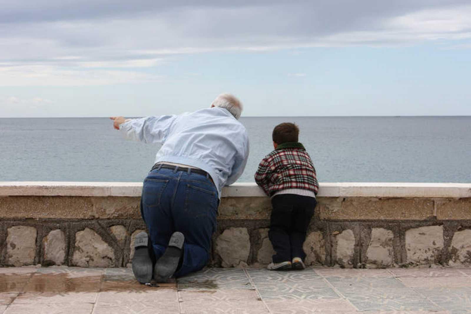 El tiempo transcurre muy despacio siendo niños porque casi todas las experiencias son nuevas