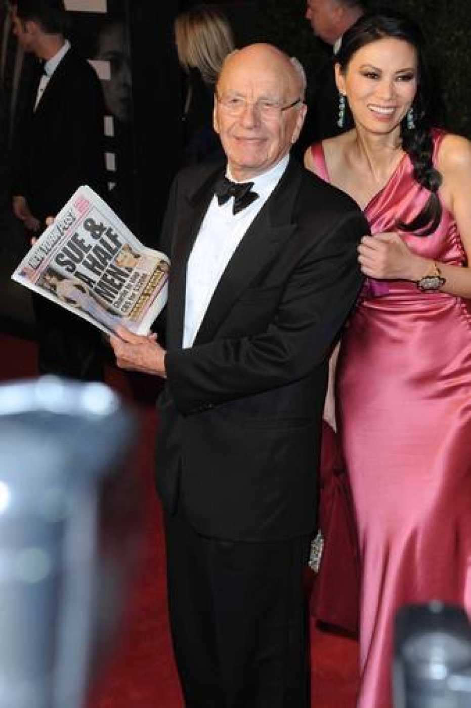 Rupert Murdoch, en una imagen reciente.
