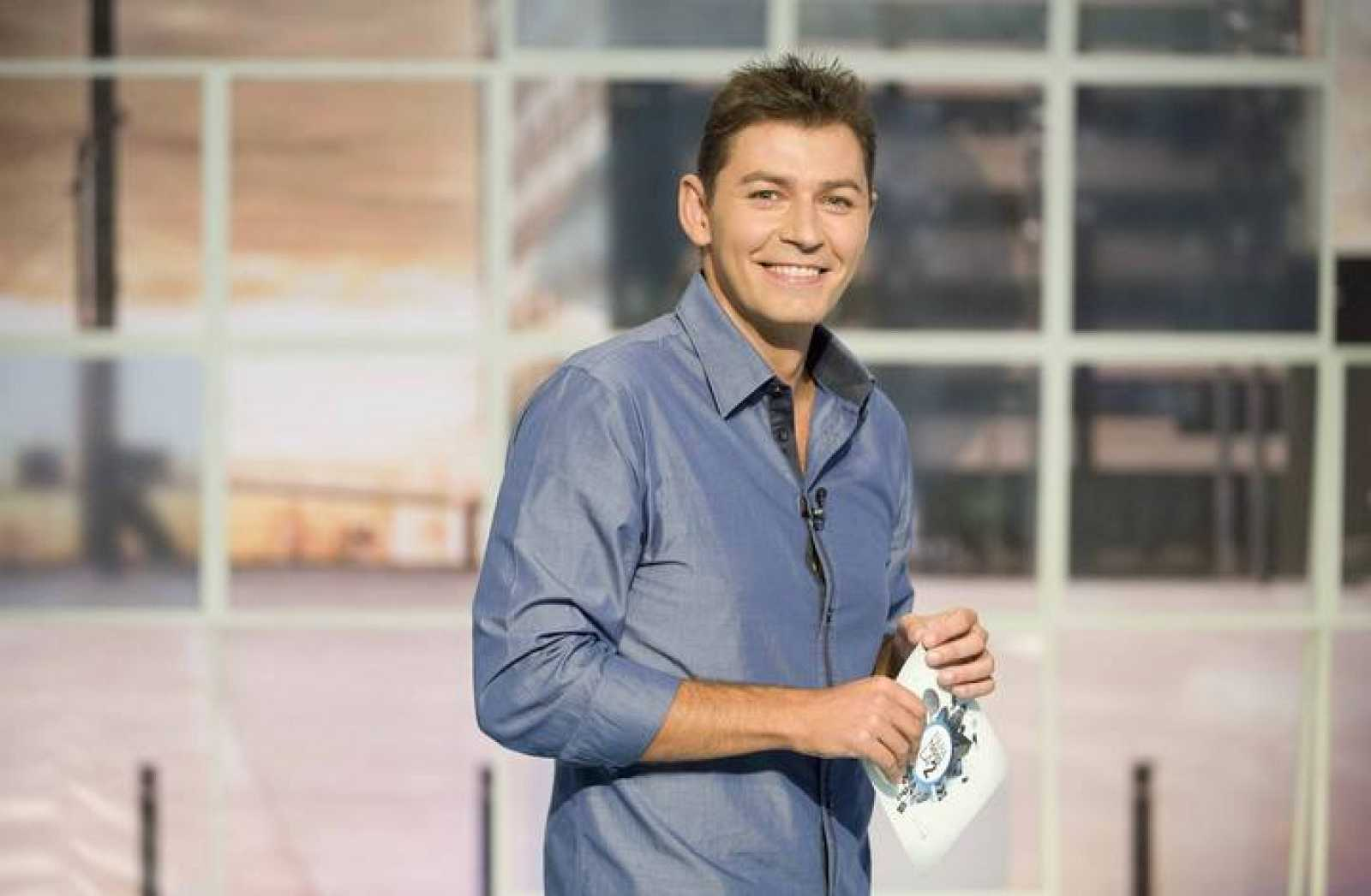 """Juanjo Pardo, presentador de """"Para todos La 2"""""""