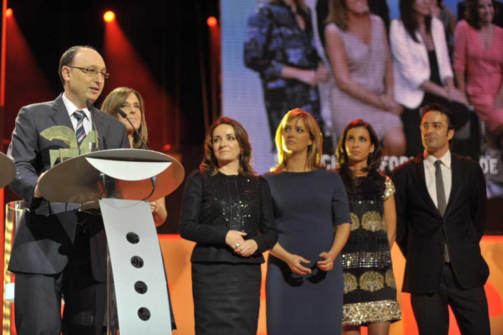 Premio Ondas Informativos TVE