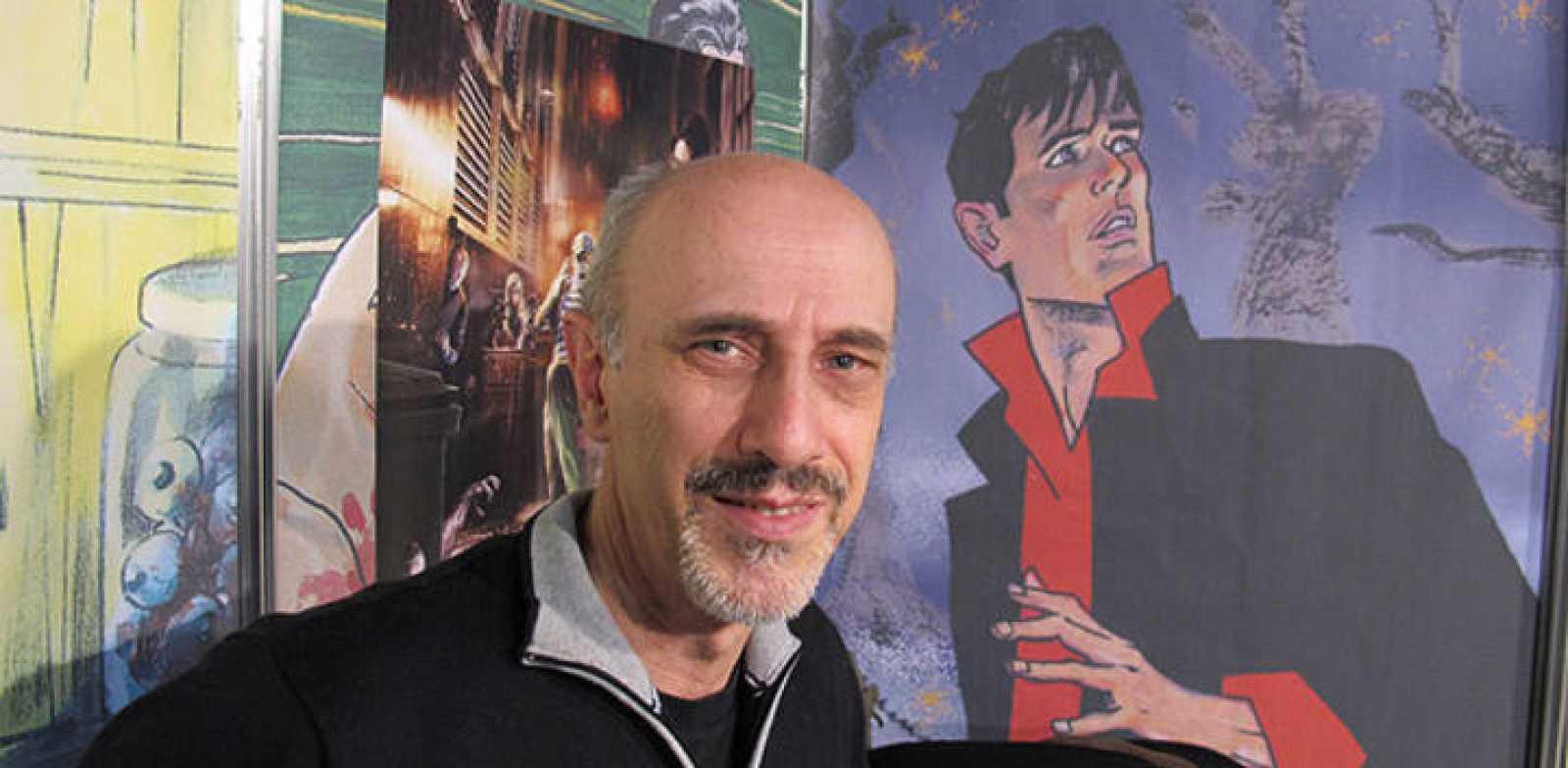 Angelo Stano en Expocómic