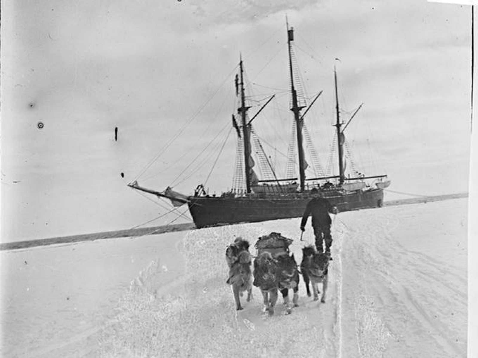 El buque 'Fram' fue uno de los barcos más famosos del mundo durante el siglo XIX