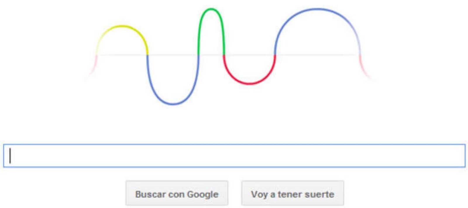 Las ondas sonoras con las que Google homenaje a Hertz, el padre de las telecomunicaciones