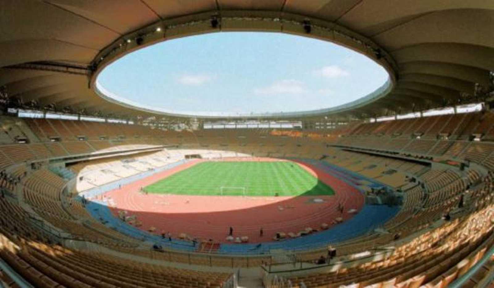 Estadio de La Cartuja.
