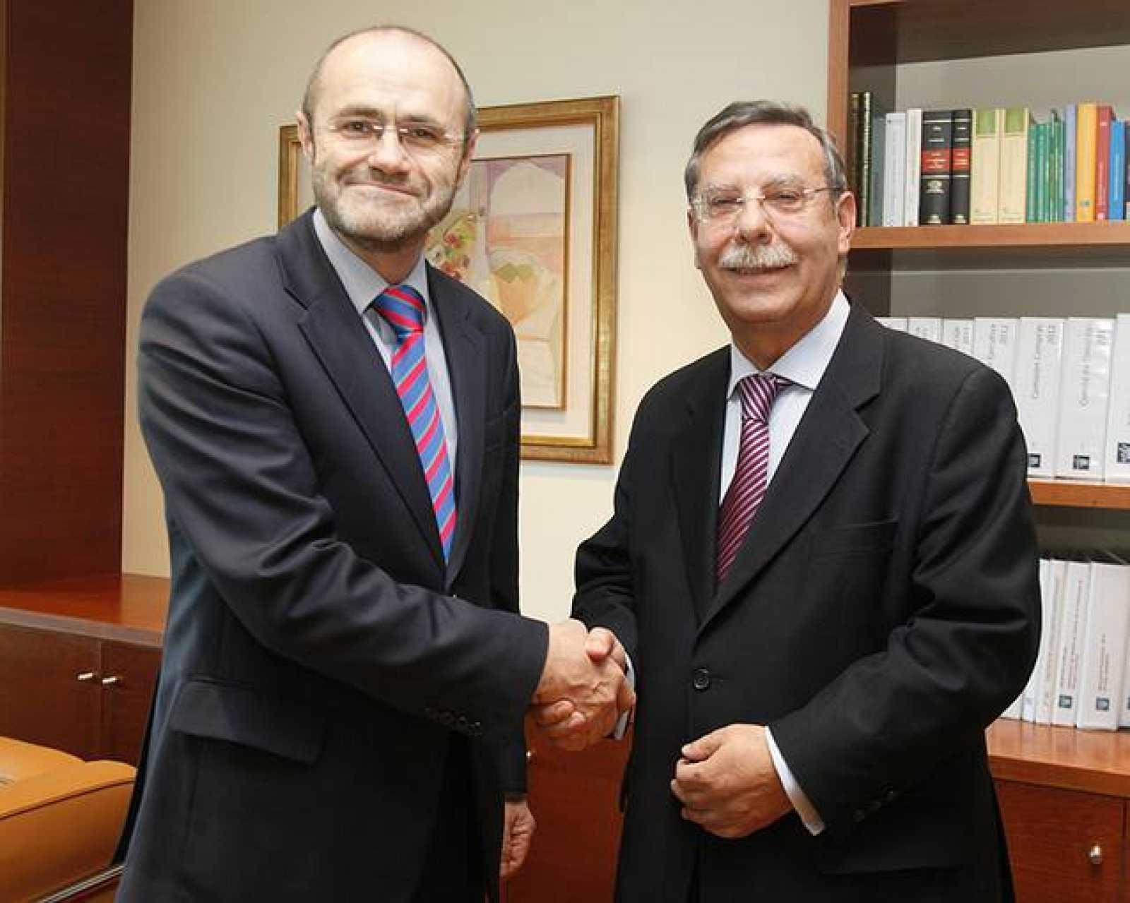José Folgado, nuevo presidente de Red Eléctrica