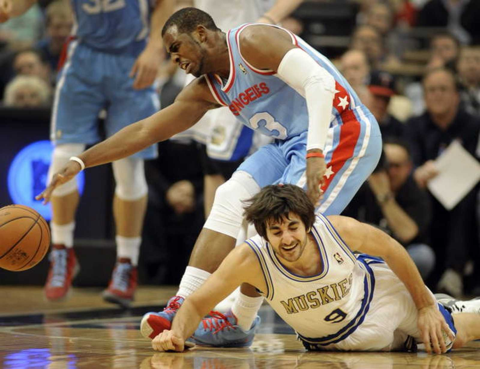 LOS ANGELES CLIPPERS-MINNESOTA TIMBERWOLVES