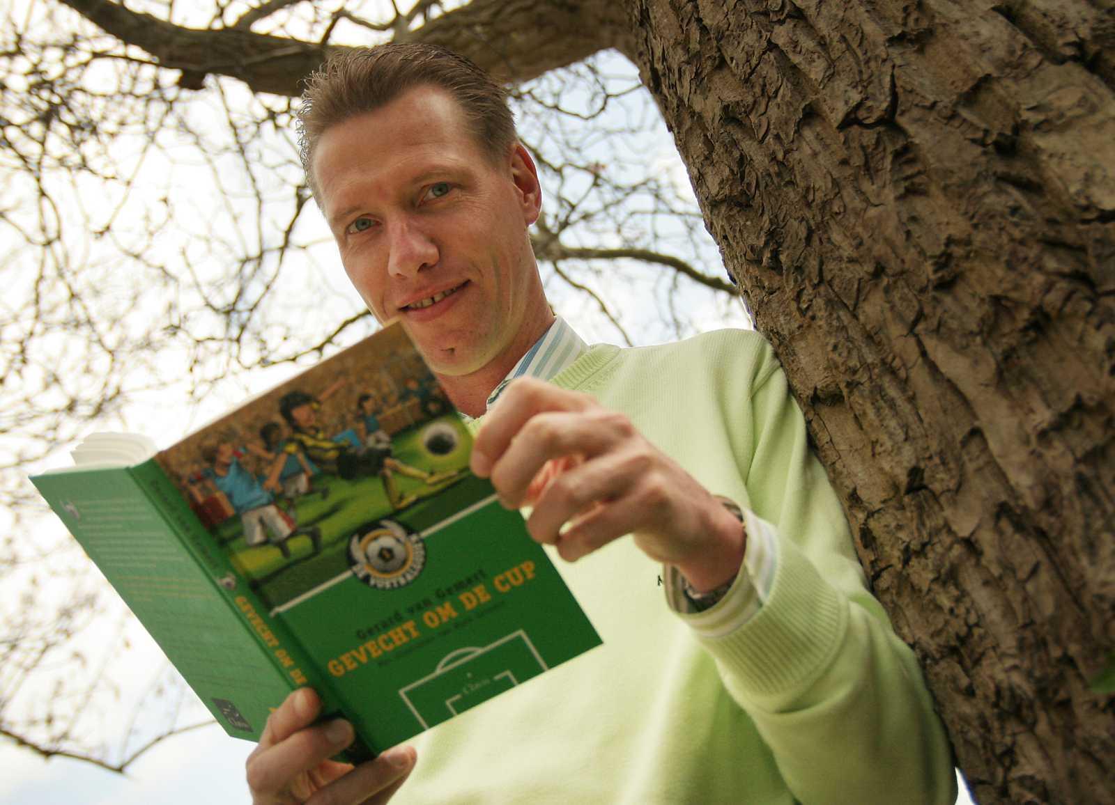 Gerard Van Gemert encuentro digital con el autor de los libros infantiles Futbolmanía