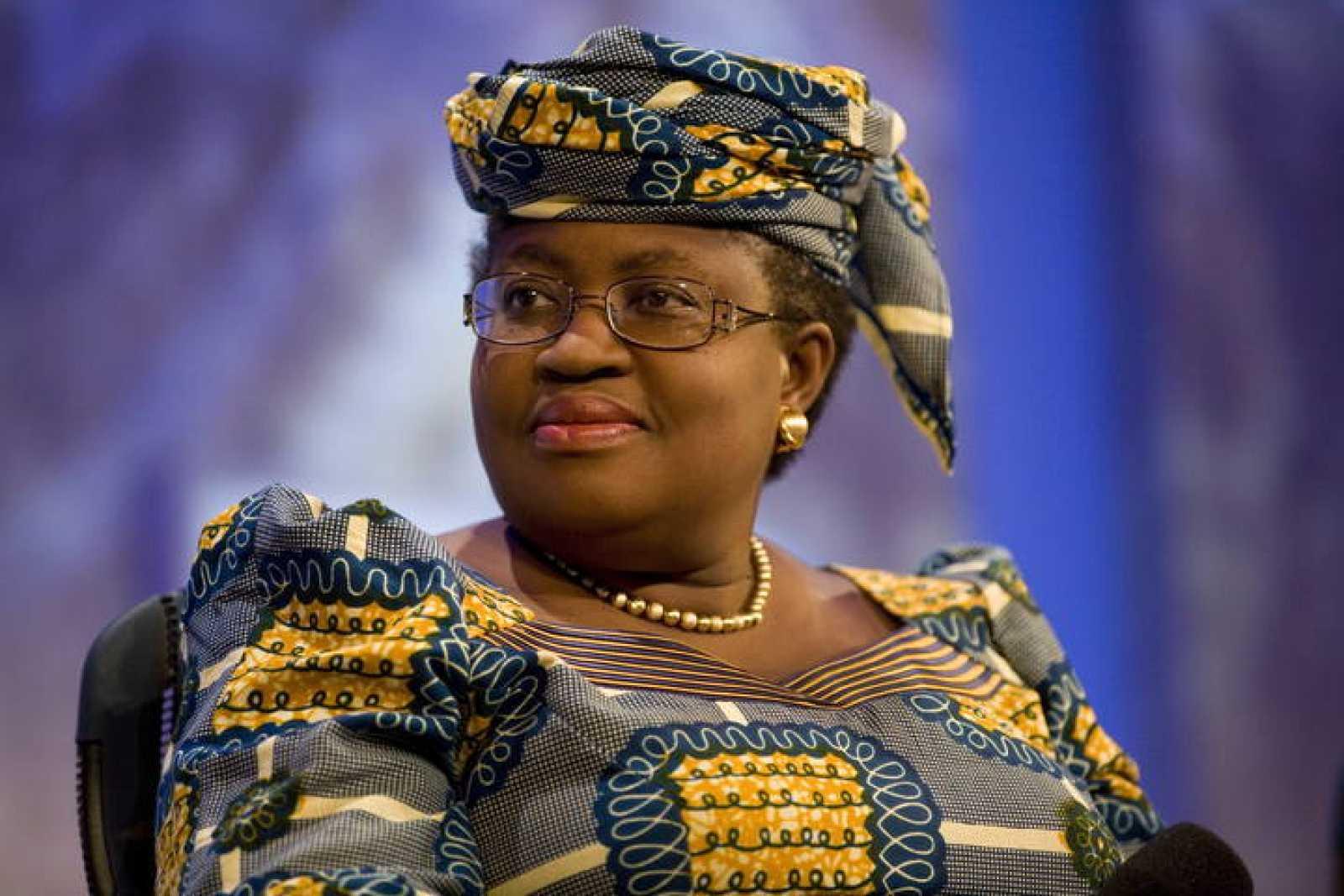 Ngozi Okonjo-Iweala, candidata a presidir el Banco Mundial marzo 2012
