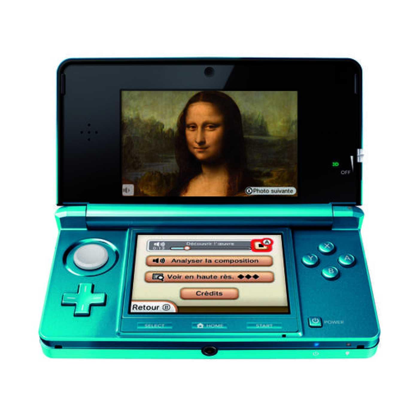 La portátil de la compañía japonesa se convertirá en la única audioguía disponible en el museo a partir del 11 de abril.