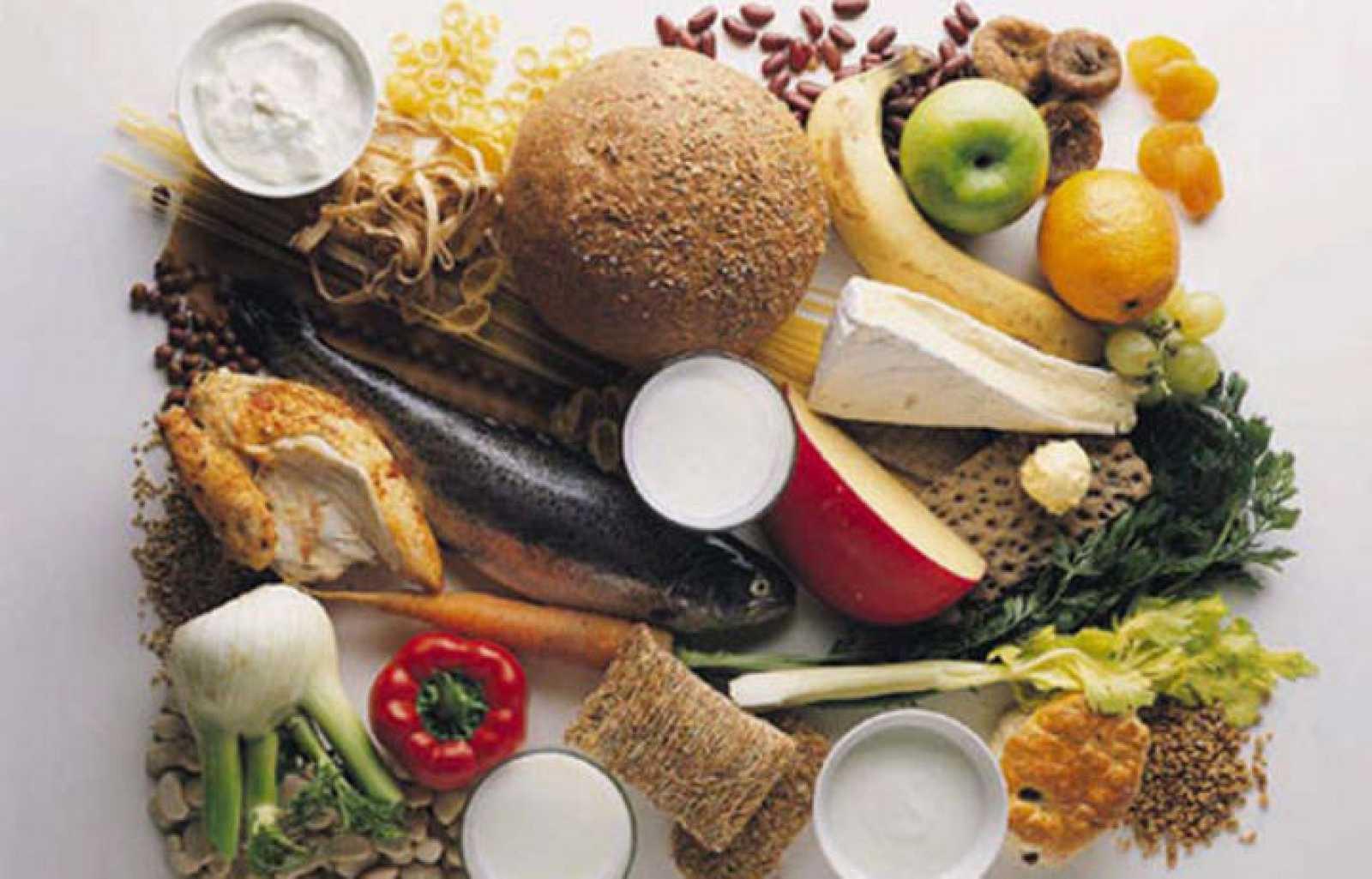 Recomendaciones básicas para la dieta de diabetes tipo 1