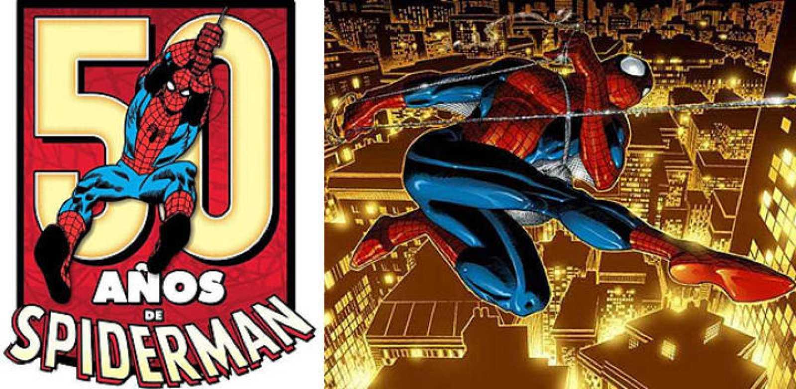Especial 50 años de Spiderman y la versión de John Romita Jr.
