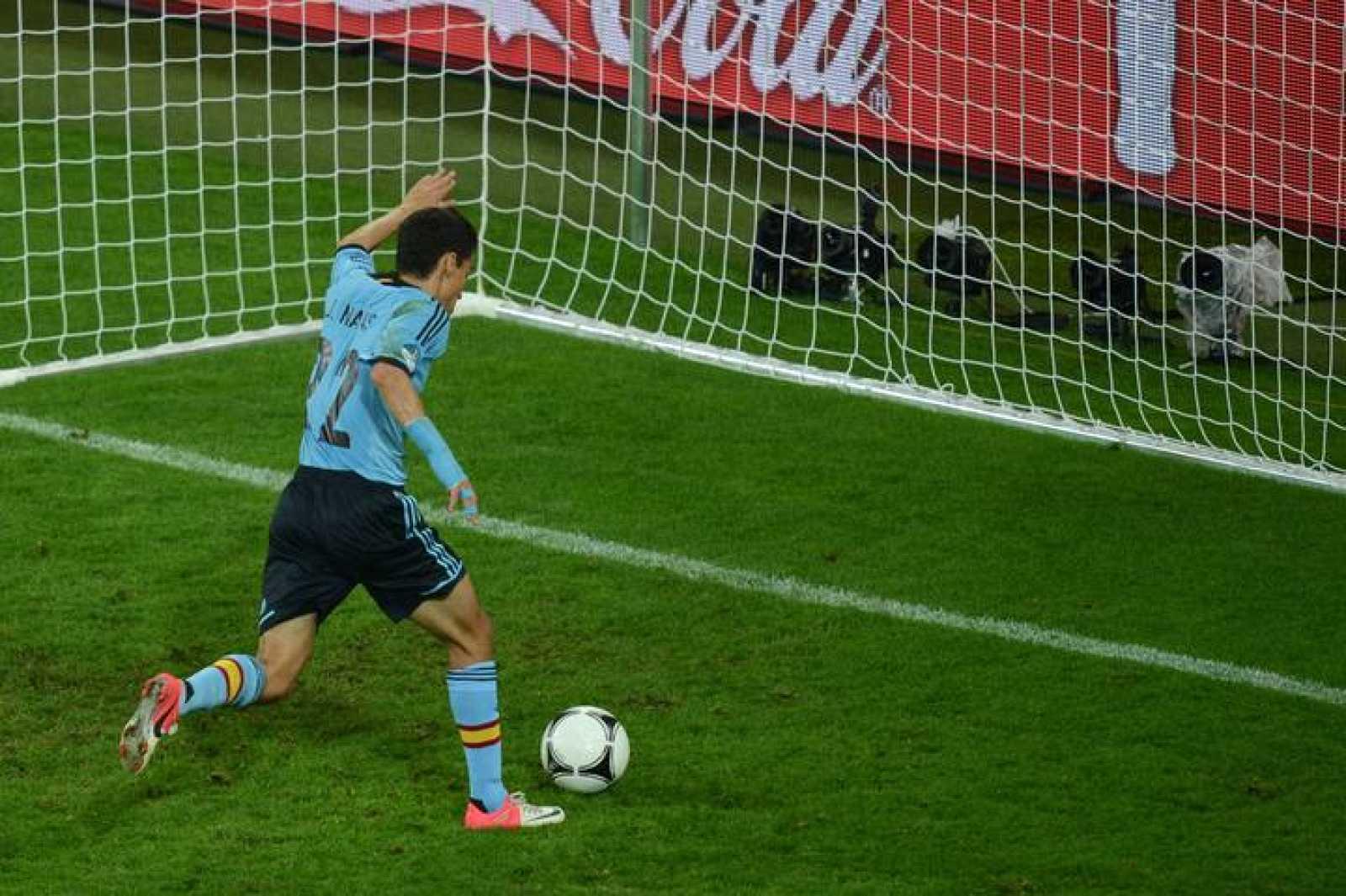 Eurocopa 2012 | España 1-0 Croacia | 'La Roja' pasa a cuartos de la  Eurocopa como líder sin brillo ante el muro croata (1-0) - RTVE.es