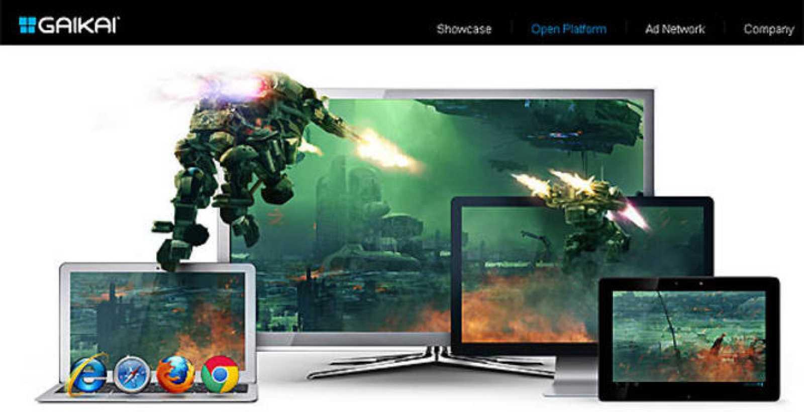 La compañía de juegos en 'streaming' Gaikai fue fundada por David Perry