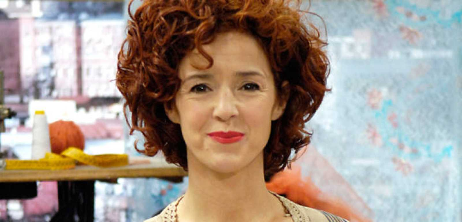 Marta Belenguer interpreta a Encarni en Stamos okupa2