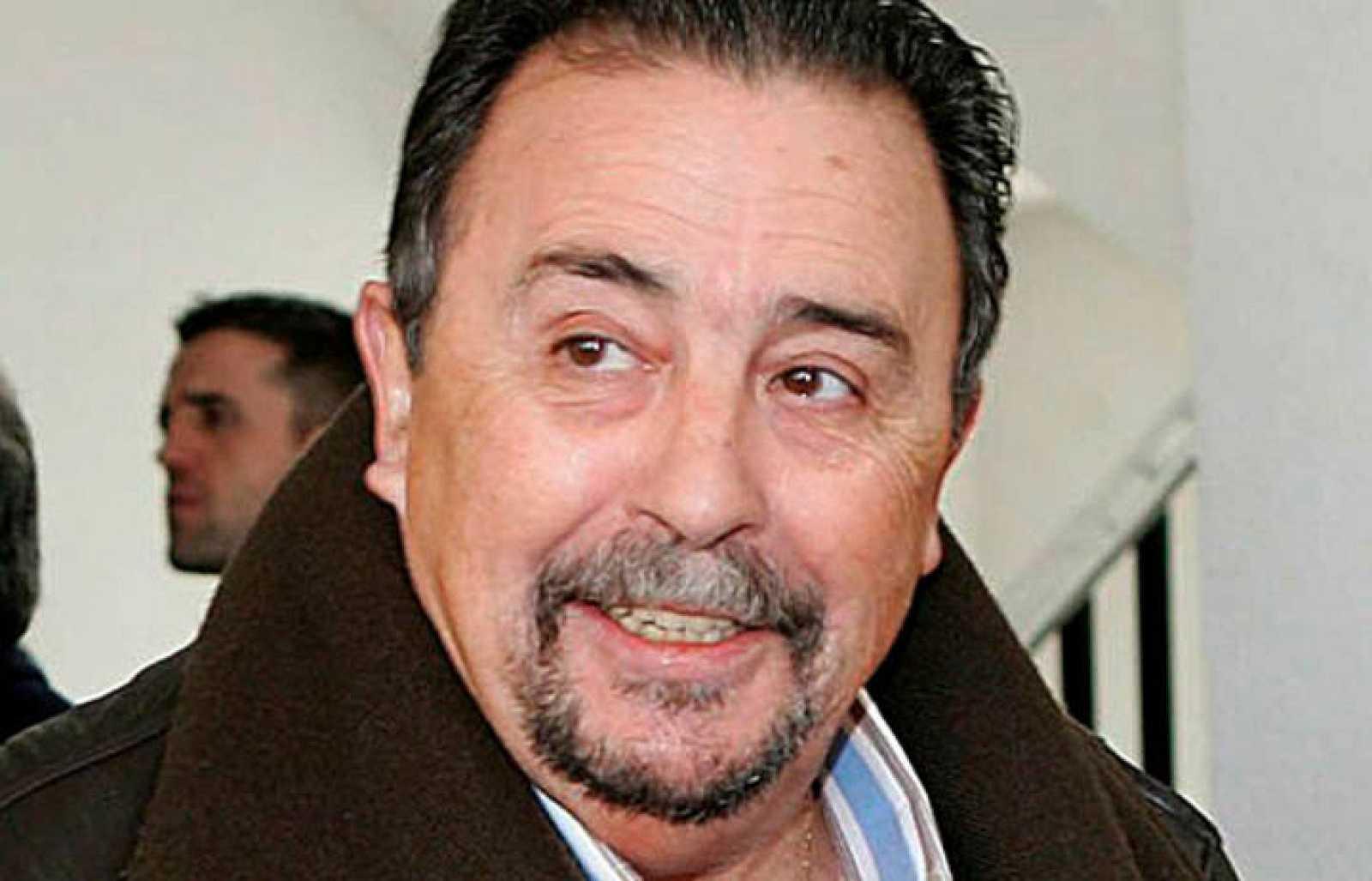 El presidente de la Federación Española de Balonmano, Juan de Dios Román, en una imagen de archivo.