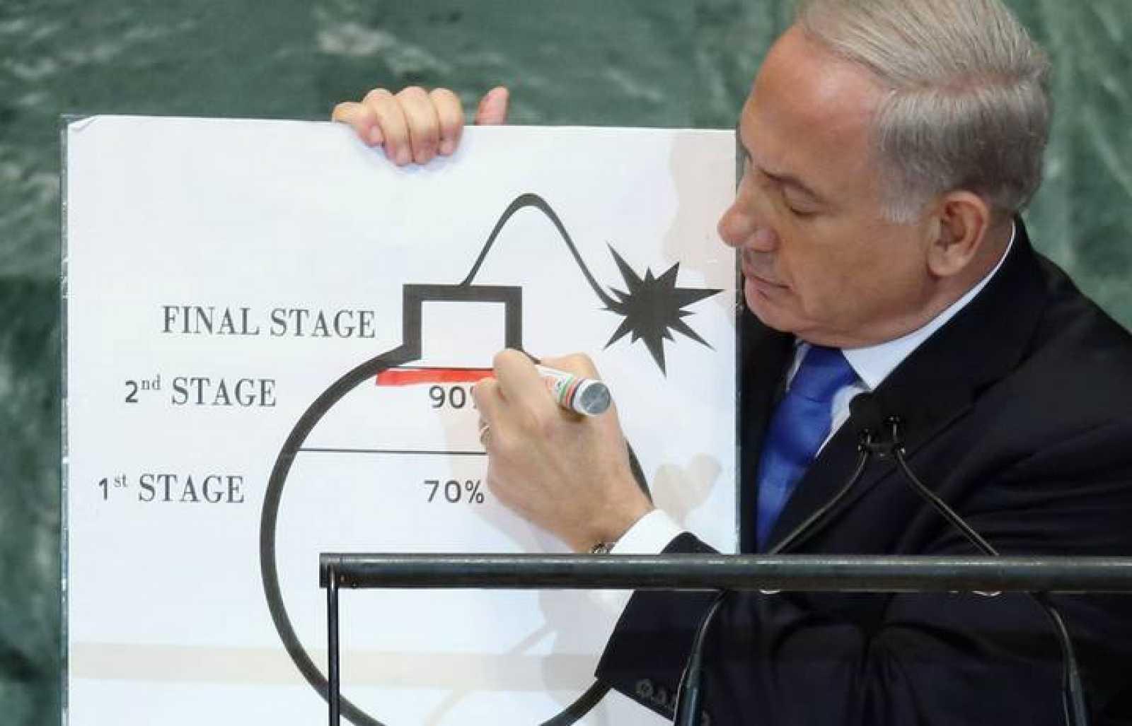 Netanyahu, ante la ONU